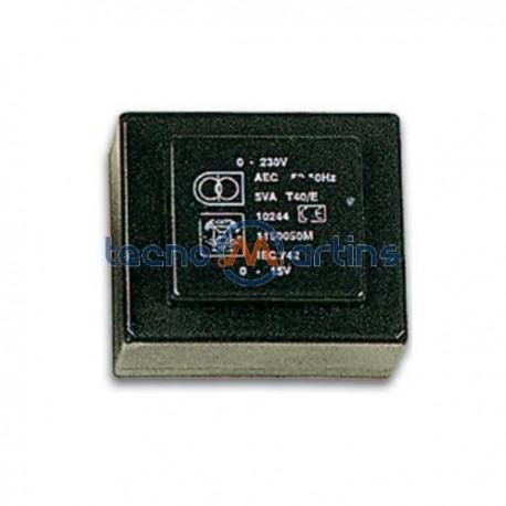 Transformador Encapsulado 5Va 1 X 12V / 1 X 0.417A