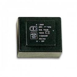 Transformador Encapsulado 2.5Va 2 X 9V / 2 X 0.139A
