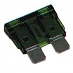 Fusível de Automóvel 30A Verde