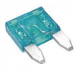 Fusível de Automóvel Mini 15A Azul Velleman