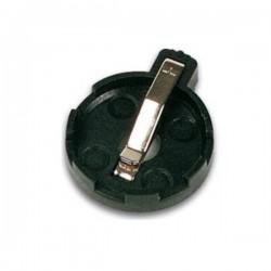 Porta Pilhas p/ Baterias de Lithium Cr2032 Ø 19mm