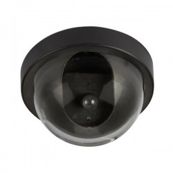 Câmara Falsa Dome c/ LED Velleman