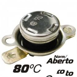 Protector de Circuito Térmico Norm/Aberto 80ºc Velleman