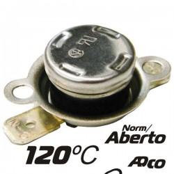 Protector de Circuito Térmico Norm/Aberto 120ºc Velleman