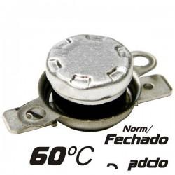 Protector de Circuito Térmico Norm/Fechado 60ºc Velleman