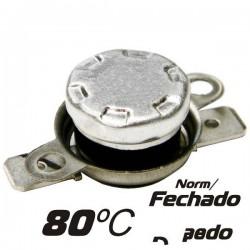 Protector de Circuito Térmico Norm/Fechado 80ºc Velleman