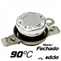 Protector de Circuito Térmico Norm/Fechado 90ºc Velleman