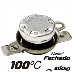 Protector de Circuito Térmico Norm/Fechado 100ºc Velleman