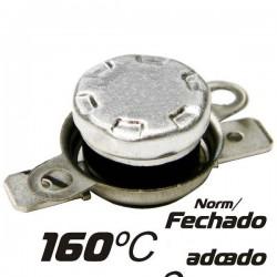 Protector de Circuito Térmico Norm/Fechado 160ºc Velleman