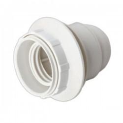 Casquilho p/ Lâmpada E14 Branco Edh