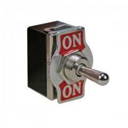 Interruptor Alavanca Dpdt 2P On-On 10A/250V Modelo Económico