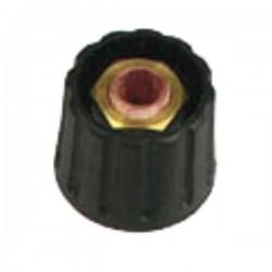 Botão Preto 21X4mm