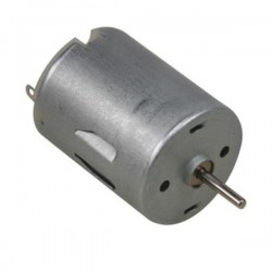 Motor Dc 12V 180Ma 11500Rpm (6-14Vdc)