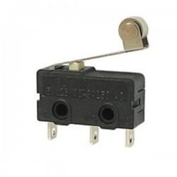 Comutador Micro Switch c/Patilha E Rodizio 5A Velleman