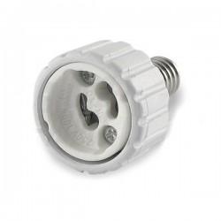 Casquilho Adaptador de E14 p/ Gu10