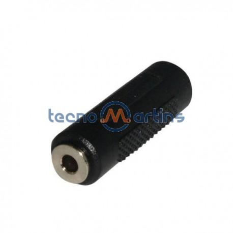 Ficha Adaptadora Jack 3.5mm Fêmea / 3.5mm Fêmea St