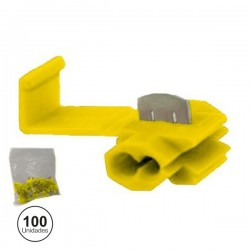 Quick Splice Amarelo 100X Blister