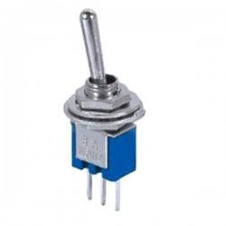 Interruptor Alavanca Sub-Miniatura On-Off-On Ci