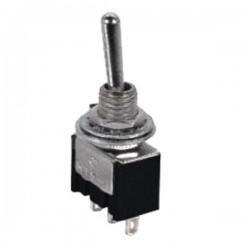 Interruptor de Alavanca Miniatura On-On Painel