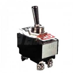 Interruptor Alavanca 2 Posições Estáveis ON-OFF DPST (4 Terminais)