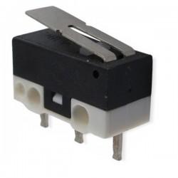 Comutador Microswitch 1A Patilha Pequena