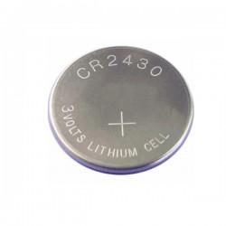Pilha Lithium Botão Cr2430 3V 285Ma