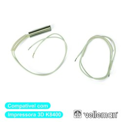 Resistencia E Sensor P Impressora 3D K8400
