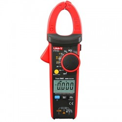Pinça Amperimétrica Digital - Uni-T UT216C