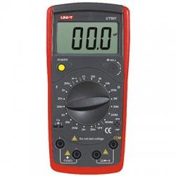 Capacimetro e Ohmimetro - Uni-T UT601
