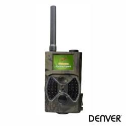Câmara de Caça CMOS de 5MP com Sensor PIR - SD Até 32GB - Denver