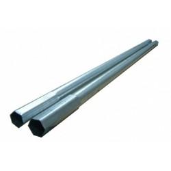Suporte de Parede Galvanizado - tubo 40mm
