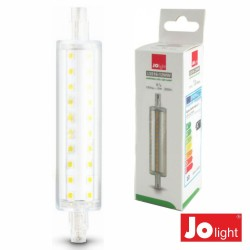 Lâmpada R7S 10W 230V Led Branco Natural 118mm - Jolight
