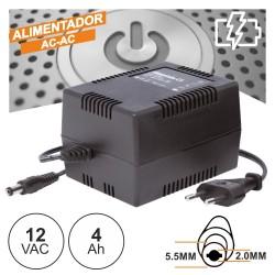 Alimentador AC-AC 12V 4A