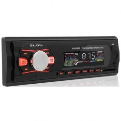 Auto-Radio 4x45W MP3 C/ FM/MMC/SD/USB/AUX - BLOW