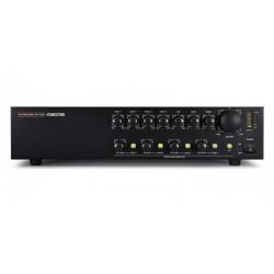 Amplificador de megafonia com gravador/leitor USB/SD/MP3 e seletor de zonas. 180 W máximo, 120 W RMS - FONESTAR