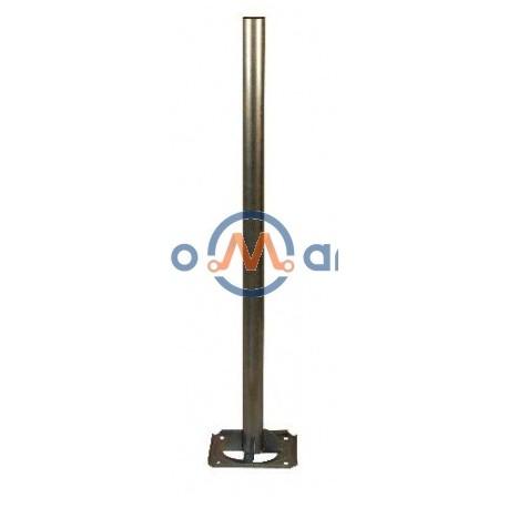 Suporte de Terraço Zincado - tubo 40mm