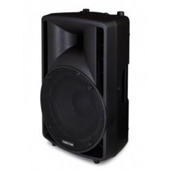 Coluna Acústica com Caixa de Injeção PP Extra Resistente. 300 W Máximo, 150 W RMS