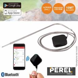 Termómetro Digital P/ Alimentos - PEREL