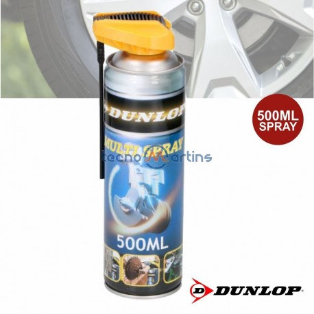 Spray De 500ML Multi-Usos - DUNLOP
