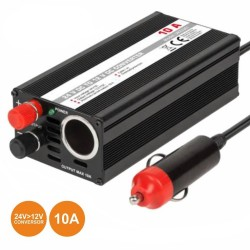 Conversor 24VDC-12VDC 10A