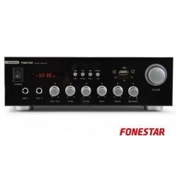 Amplificador Estéreo BT/USB/SD/FM - FONESTAR