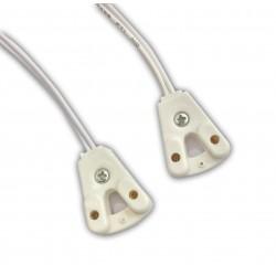 Suporte Lâmpada T8 LED Uni/Bilateral C/F