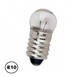 Lâmpada E10 3.8V