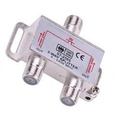 Repartidor Fichas F c/2 Vias 5-2450Mhz