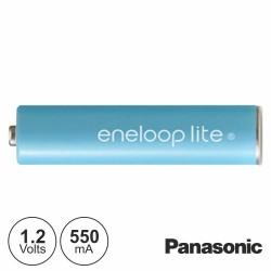 Bateria NI-MH AAA 1.2V 550MA Eneloop Lite - PANASONIC