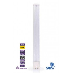 Lampada LED PL 2G11 20w 4200K 1800lm - GSC