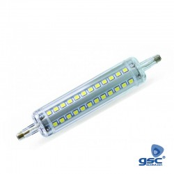 Lampada Led R7s 118mm 10w 6000k 1000lm Dimavel - GSC