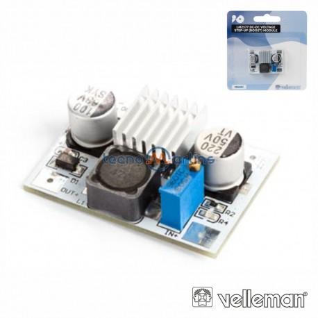 Módulo Conversor De Tensão DC-DC LM2577- VELLEMAN