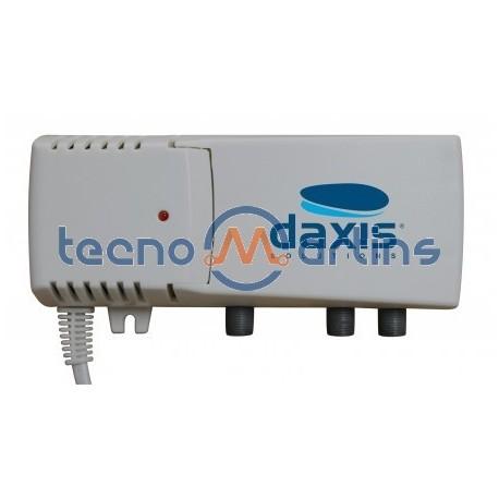 Amplificador Linha 87 – 782 MHz 20db 2 Saidas Ajustavel - Daxis