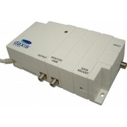 Amplificador de Linha 40 – 862Mhz 32dB Ajustável - DAXIS